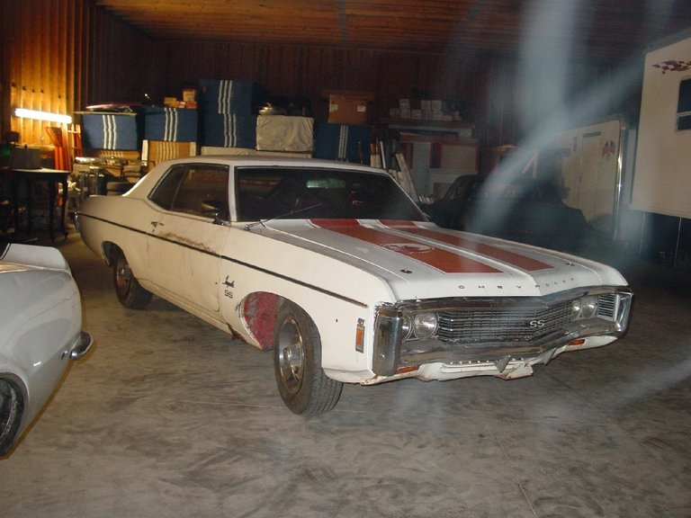 1969 - Chevrolet - Impala