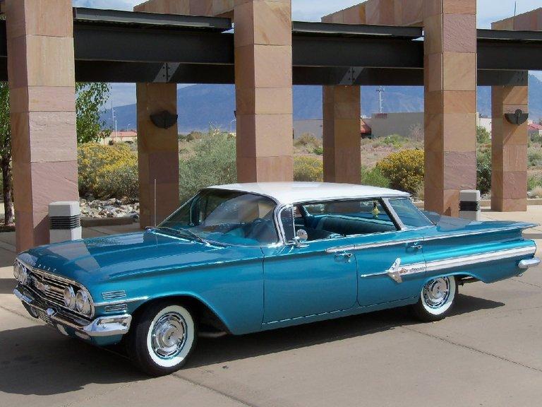 1960 - Chevrolet - Impala