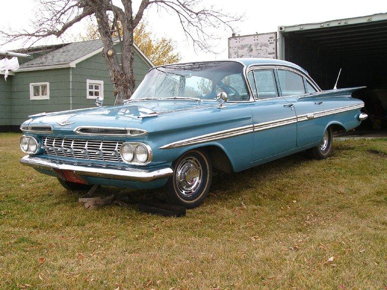 1959 - Chevrolet - Impala