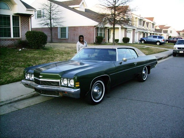 1972 - Chevrolet - Impala
