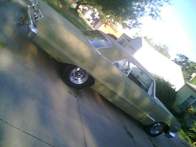 1963 - Chevrolet - Impala