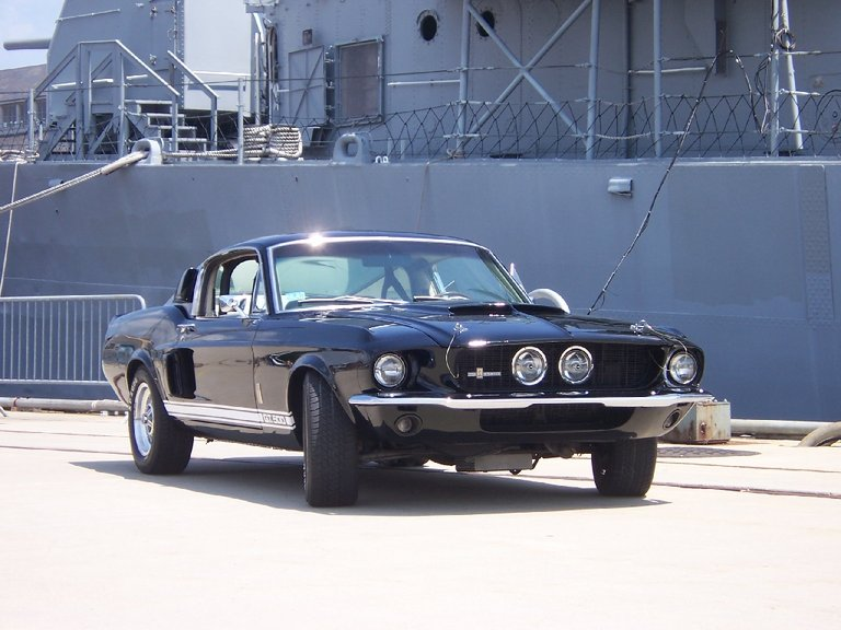 1967 - Ford - Mustang