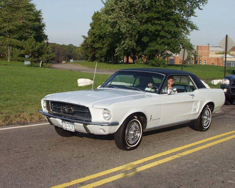 1967 - Ford (Full) - Mustang