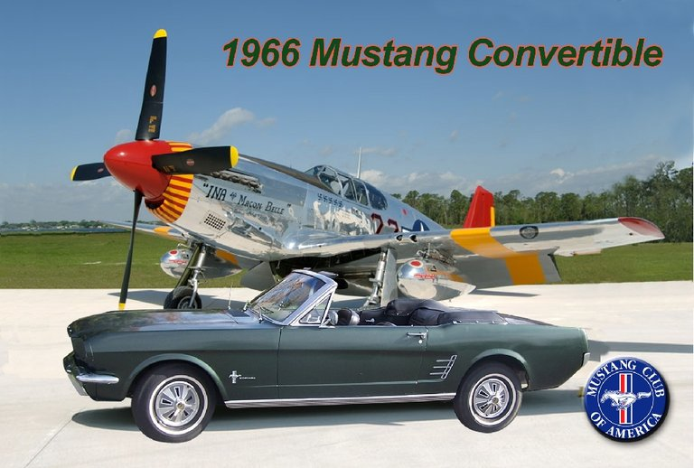 1966 - Ford - Mustang