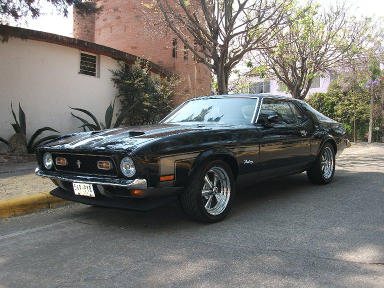 1972 - Ford (Full) - Mustang