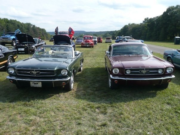 1965 - Ford - Mustang