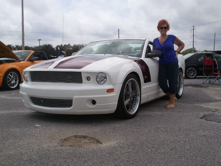 2007 - Ford - Mustang