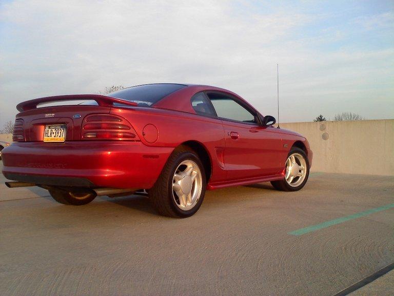 1995 - Ford (Full) - Mustang