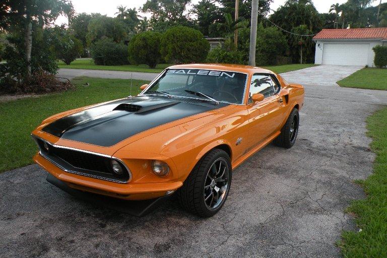 1969 - Ford (Full) - Mustang