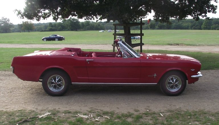1964 - Ford (Full) - Mustang