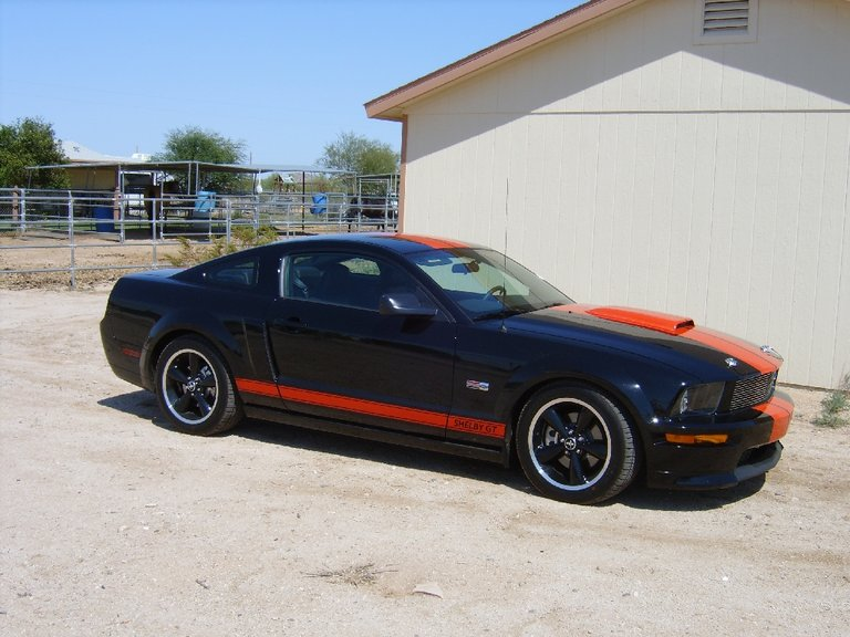 2008 - Ford - Mustang