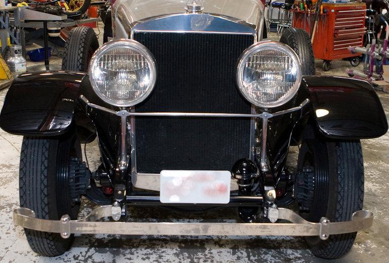 1925 Doble Series E Steam Car