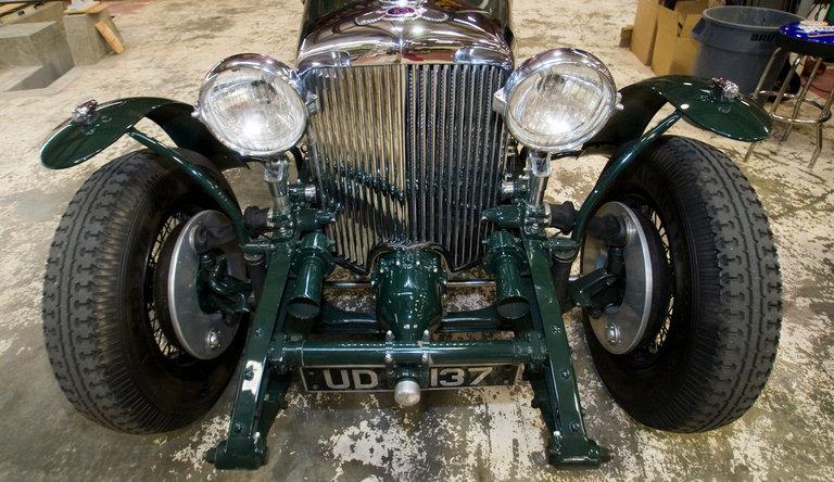 1931 Bentley W.O.
