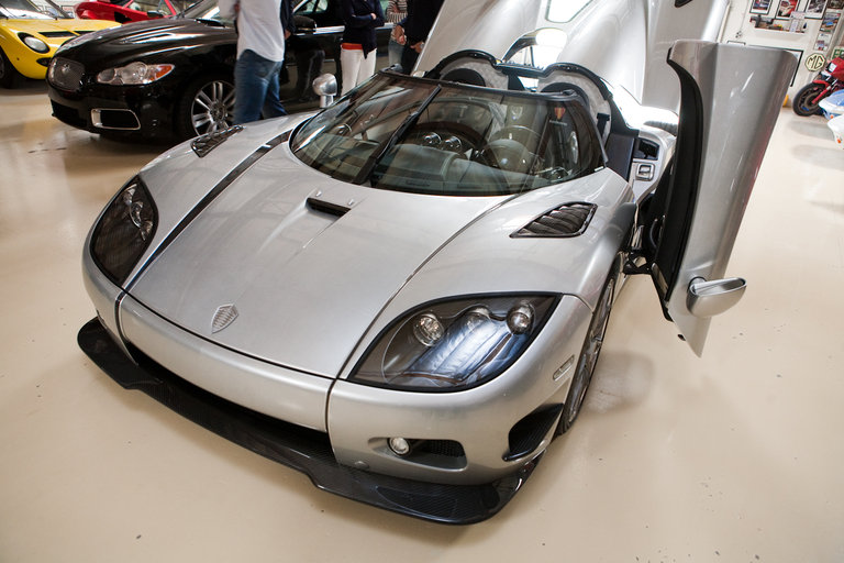 Koenigsegg Trevita CCXR