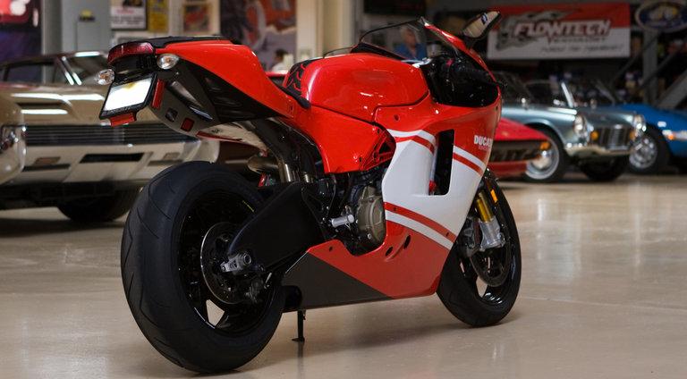 Jay Leno S Garage Ducati Episodes
