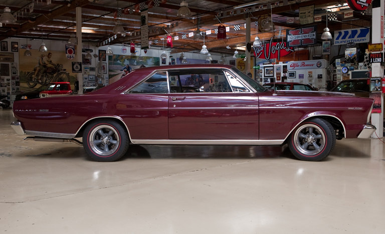 Jay leno 39 s garage ford galaxie updated photo 316541 for Garage ford 78 plaisir