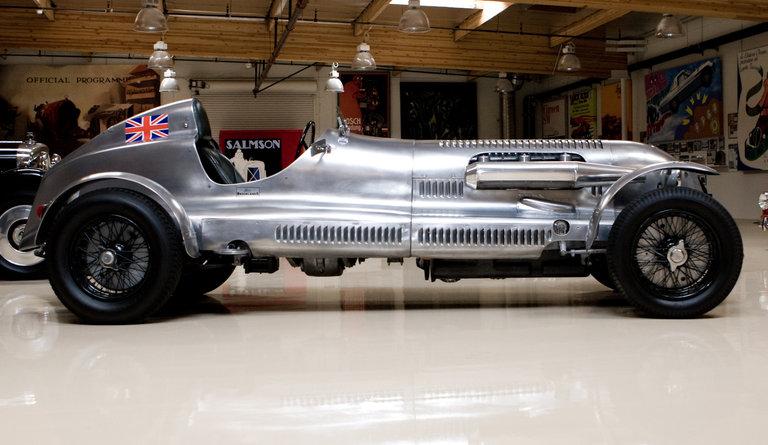 Jay's 1929 Bentley Speed Six