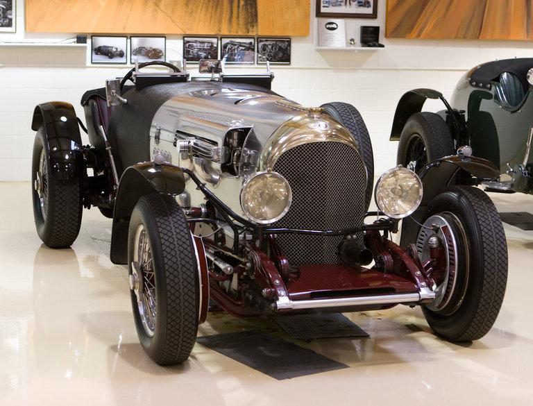 Jay's 1924 Bentley Twin Turbo