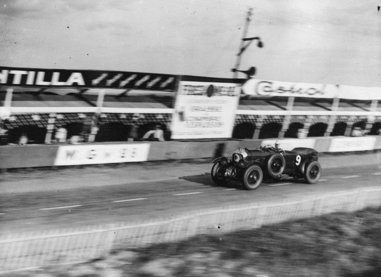 Bentley at LeMans 1930