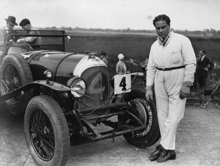 The Ultimate Bentley Boy: Woolf Barnato