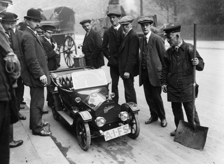 1912 Cadillac Electric Toy Car
