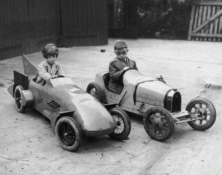 Racing Progeny