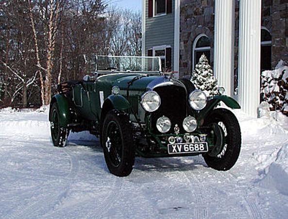 1928 Bentley 4.5 Liter VDP LeMans Tourer