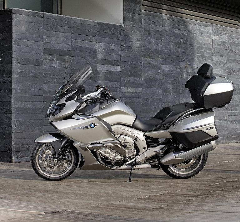 jay leno 39 s garage bmw k1600gtl motorcycle photo 339906. Black Bedroom Furniture Sets. Home Design Ideas