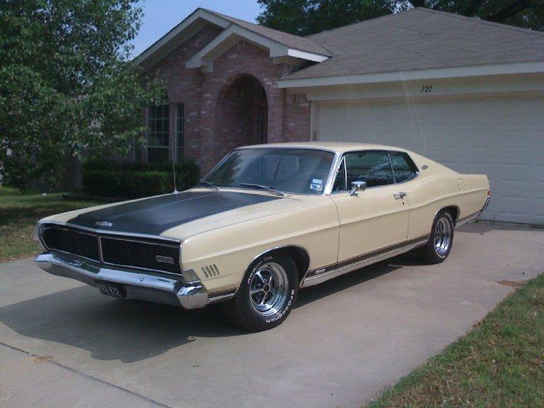 1968 - Ford (Full) - Ford (Full)