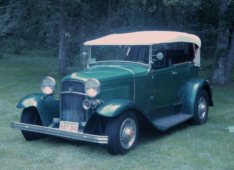 1931 - Ford - Ford