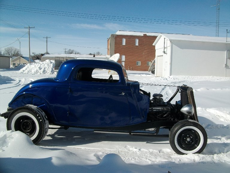 1934 - Ford - Ford