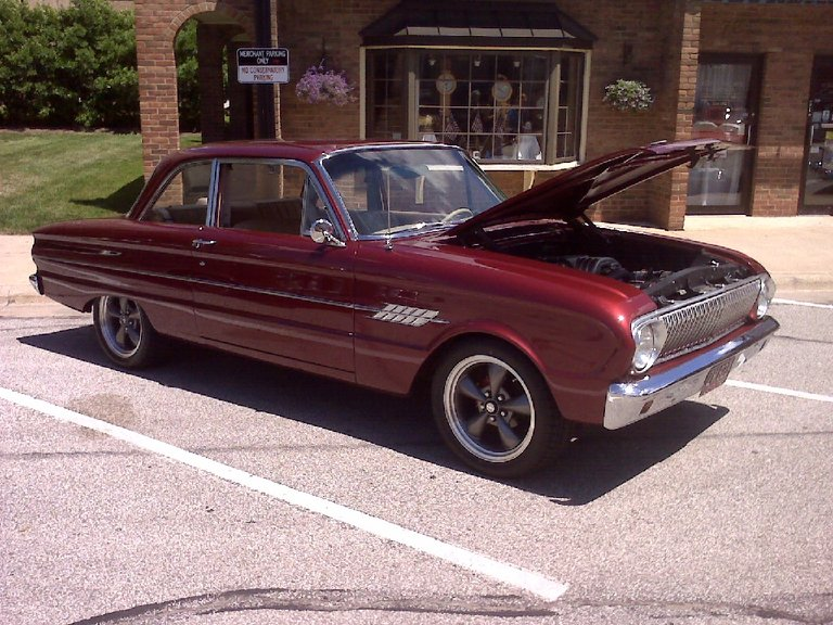 1962 - Ford - Ford