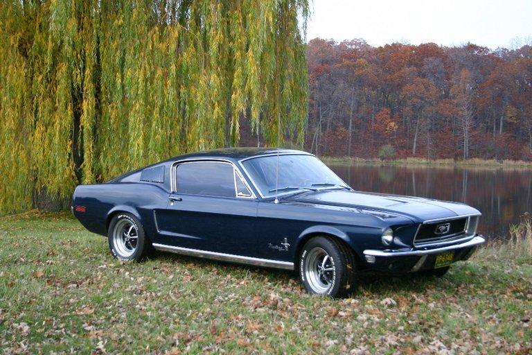 1968 - Ford (Full) - Mustang