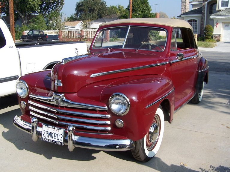1948 - Ford - Ford