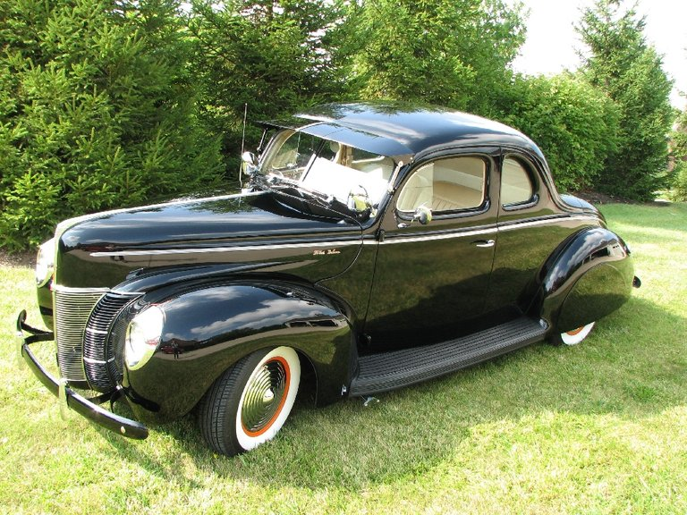 1940 - Ford - Ford
