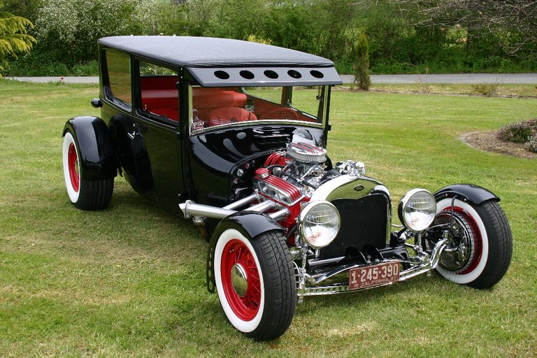 1927 - Ford - Ford