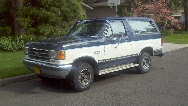 1989 - Ford - Ford