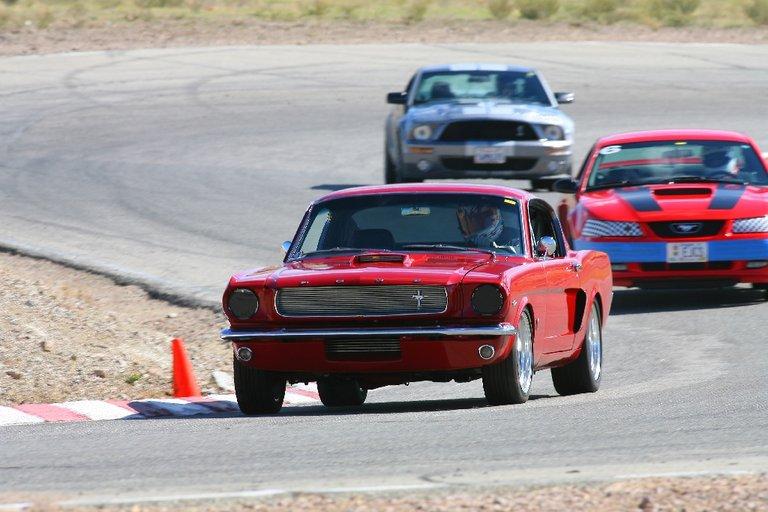 1965 - Ford (Full) - Mustang