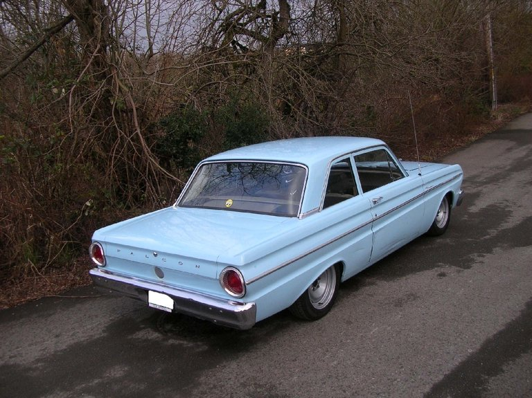 1964 - Ford - Ford