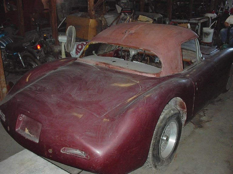 1953 Pontiac Prototype