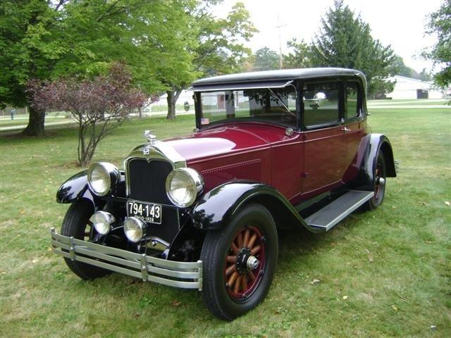 1928 Buick Model 58