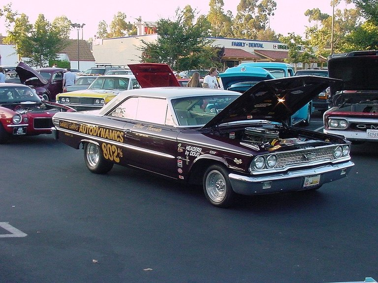 1963 1/2 Ford Galaxie 500 Fastback