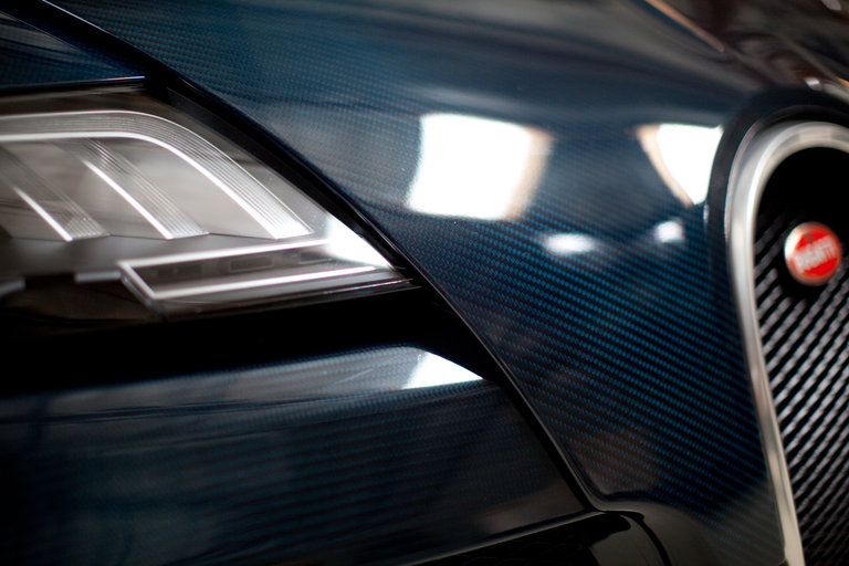 jay leno 39 s garage bugatti veyron 16 4 super sport photo 307206. Black Bedroom Furniture Sets. Home Design Ideas