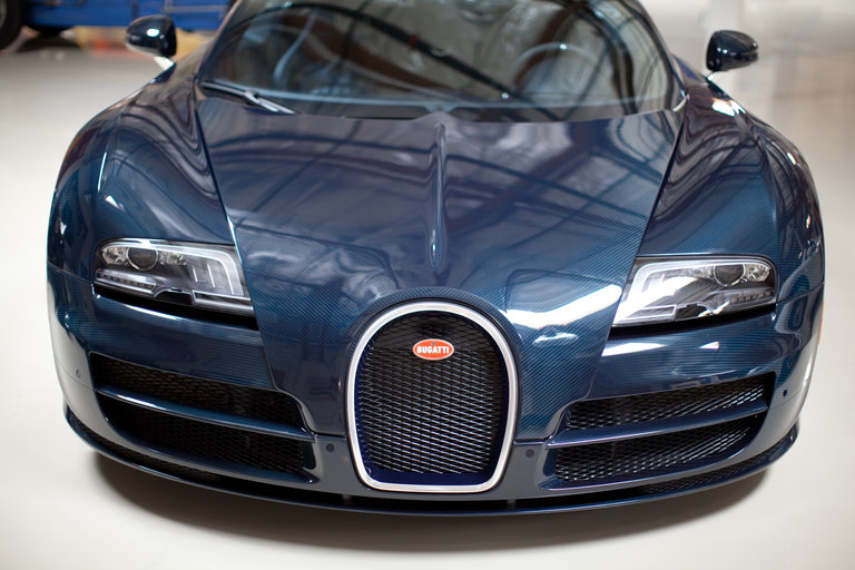 jay leno 39 s garage bugatti veyron 16 4 super sport photo 307161. Black Bedroom Furniture Sets. Home Design Ideas