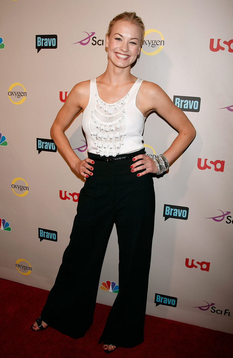 NBC Universal 2008 Press Tour All Star Party - Arrivals