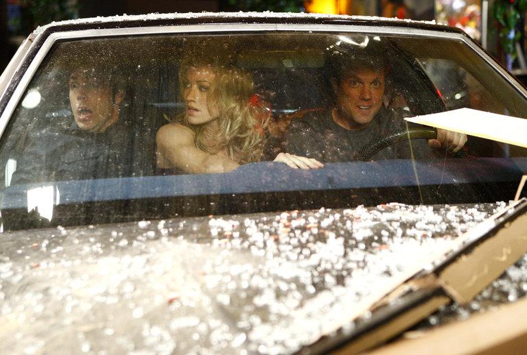 Chuck, Sarah and Casey