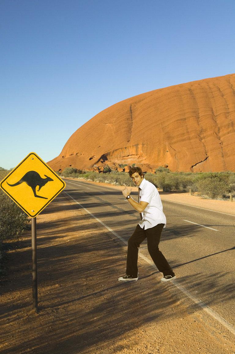 One week in the Australian Outback
