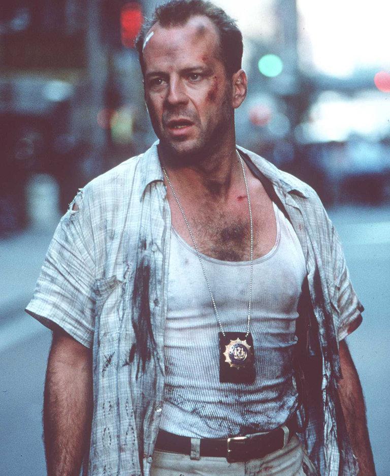 Bruce Willis Stars In The New Die Hard Movie