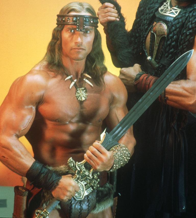 Filming Of Conan The Barbarian II