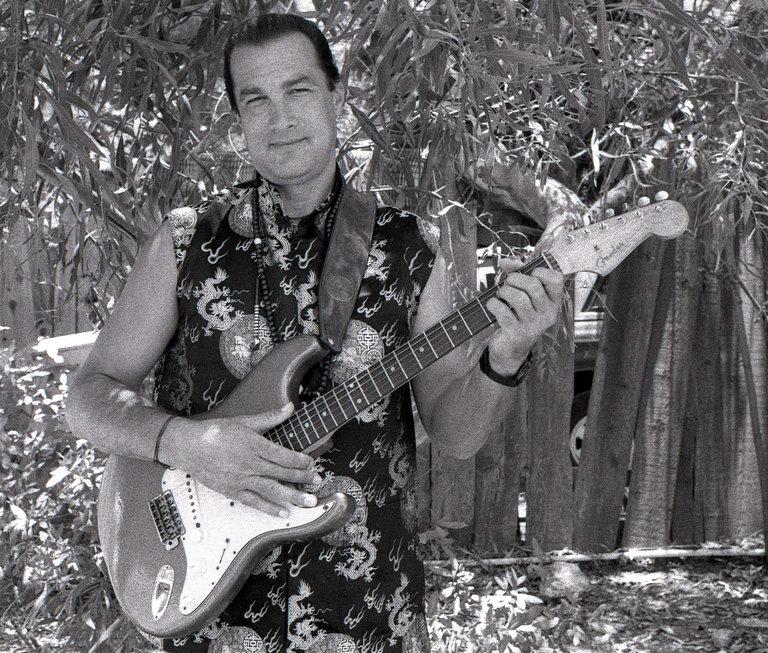 Photo of Steven SEGAL